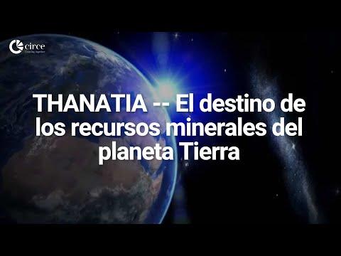 THANATIA -- El Destino De Los Recursos Minerales Del Planeta Tierra