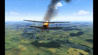 Rise of Flight Pfalz Attack