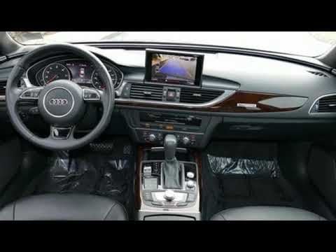 Used 2016 Audi A6 Nashua, Manchester, NH #EAD0824