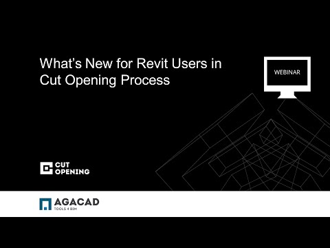 What's new for Revit Users in Cut Opening process