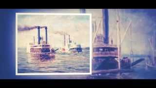 пароходы миссисипи(Марк Твен назвал колесные пароходы, плавающие по могучей реке Миссисипи «плавающими свадебными пирогами»...., 2014-11-21T14:31:15.000Z)