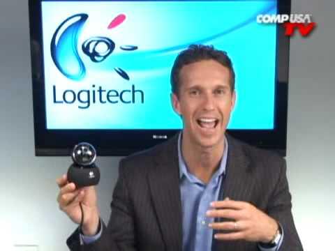Logitech QuickCam Orbit AF Webcam - YouTube