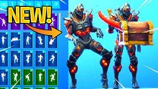 *NEW* RUIN Skin Showcase With Dance Emotes! Fortnite Battle Royale
