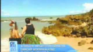 Repeat youtube video Geraldo Brasil em praia de naturismo tambaba - PB.flv
