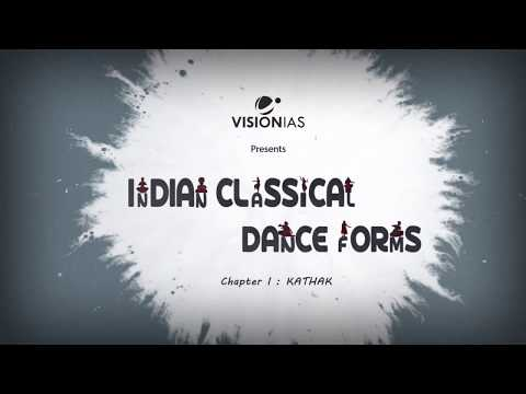 Indian Classical Dance Forms : Promo