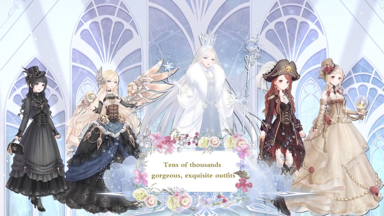 Love Nikki-Dress UP Queen Game by ELEX Wireless (iOS / Android ...