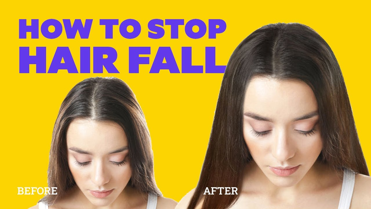 How To Stop Hair Fall & Hair Breakage | Causes Of Hair Fall, Treatment, Haircare Tips | Be Beautiful