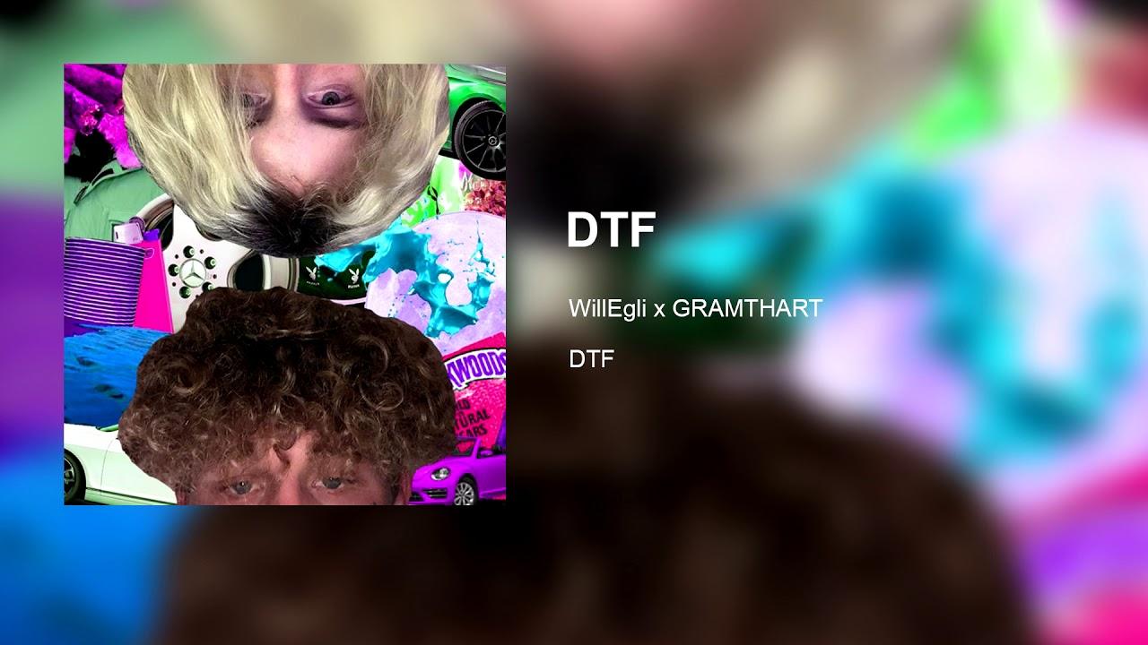 WillEgli x GRAMTHART - DTF