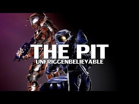 The Pit Unfriggenbelievable! + Bonus Sick Killtrocity - Halo 5 Guardians