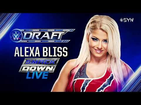 Alexa Bliss - Watch Me Now MV | Smackdown Live Highlights