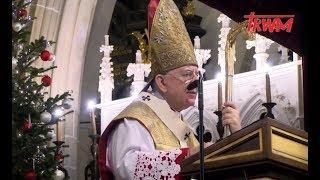 Homilia ks. abp. Marka Jędraszewskiego wygłoszona podczas Pasterki w Krakowie