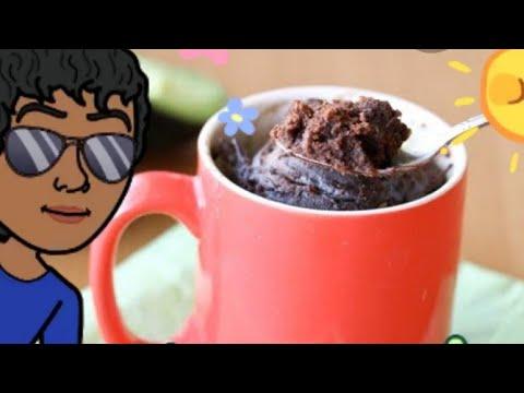 mug-cake-au-nesquik-:recette-simple-et-facile🥞😊😘😍👍