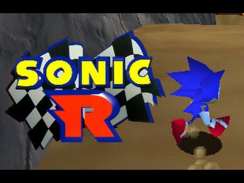 [RUS] Sonic R (PC) - запуск игры и онлайн мультиплеер