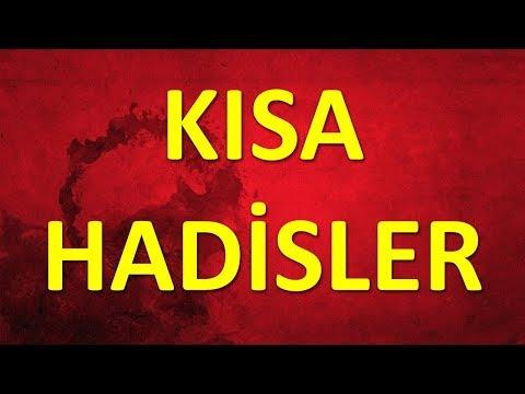 KISA HADİSLER