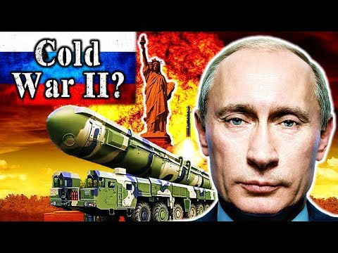 "PUTIN THREATENS U.S. With New ""INVINCIBLE"" NUCLEAR WEAPONS!  - Cold War II?"
