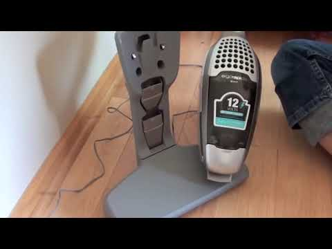 Electrolux Ergorapido Ultra+ Vacuum Review