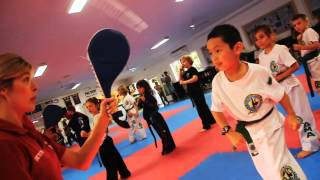 Australian Martial Arts Academy Dragons Program (6-8 Years Old)