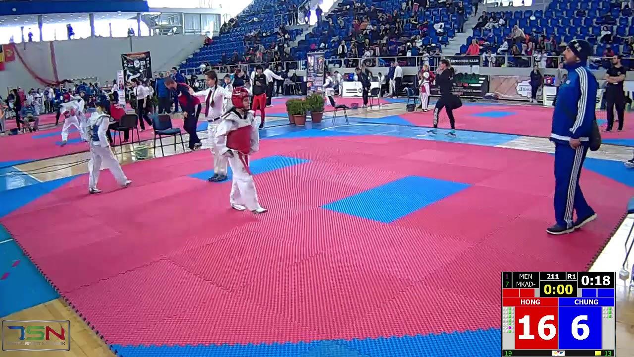 211 Nina Zećirović, Herkules vs Theodora Nikolopoulou, A C Alkimos  Charilaou 8 28