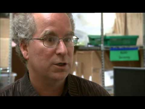 The Internet Archive - a chat with Brewster Kahle and a little look inside its book archive