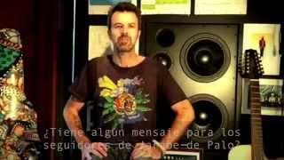 Entrevista exclusiva  Pau Donés / Jarabe de Palo