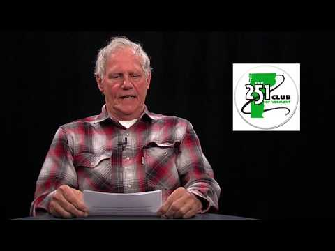 Video Announcement - The 251 Club of Vermont