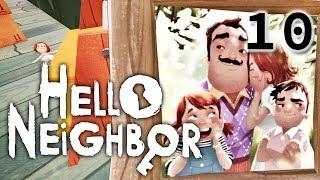 #10   Hello Neighbor ハローネイバー