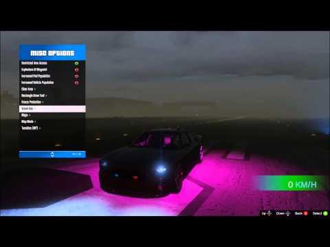 Gta 5 Mod Menu Usb Ps3/4/Xbox One/Pc [Free/NoSurvey]