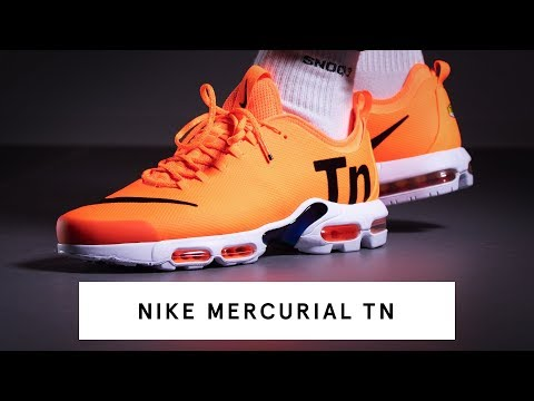 detailed look 29981 bfb81 Nike Mercurial TN | Review - YouTube