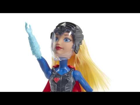 DC Super Hero Girls - Supergirl Action Doll | Toys R Us Canada