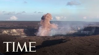 Hawaii's Volcano Causes Mass Evacuations: Here's The Latest On The 2018 Kilauea Eruption | TIME