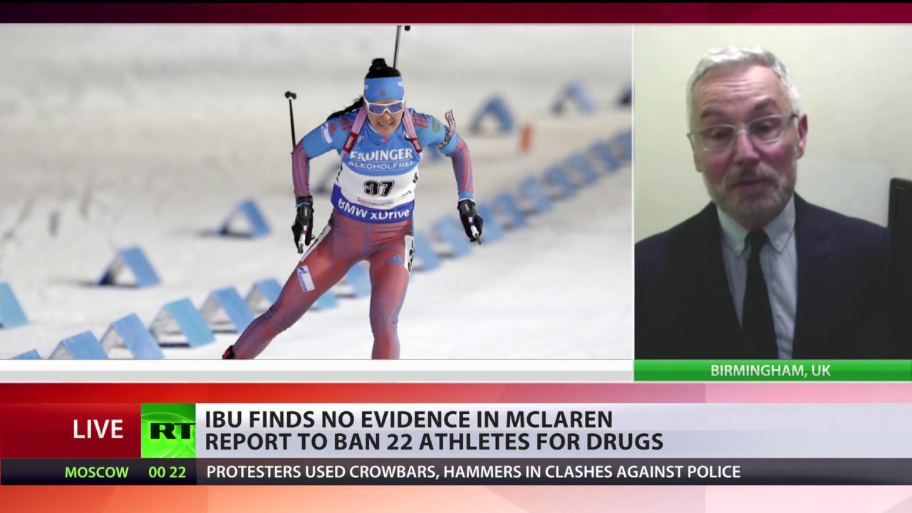 'Accusations not backed up by proof': 22 out of 29 Russian biathletes suspected of doping acquitted