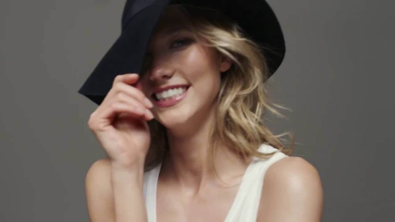 Karlie Kloss | EXPRESS Jeans | Fit for you - YouTube