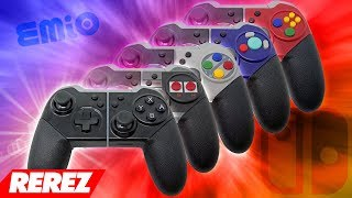 5-in-1 Controller! Emio Switch Pad Review - Rerez