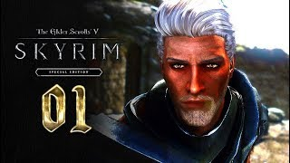 Skyrim: The Dragonborn Chronicles – Episode 1: Unbound ★ Let's Roleplay