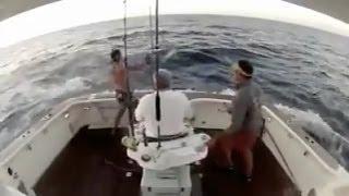 When fishing goes wrong