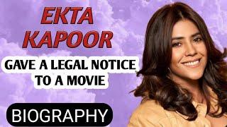 Ekta Kapoor Biography in Hindi |Lifestyle,Life Story,Wiki,Web Series Trailer,Indian Army,Scene,Video
