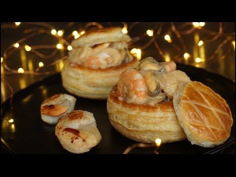 bouchées-à-la-reine-aux-fruits-de-mer---entrée-pour-le-repas-de-noël---cooking-with-morgane