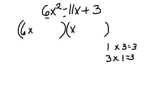 Factoring Trinomials Ax2 Bx C Youtube