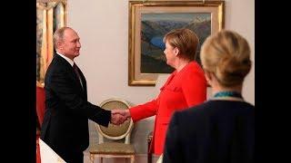 С кем поручкался Путин на саммите G20 или страна-изгой