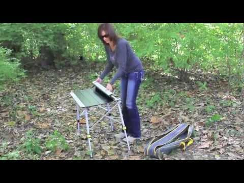 Travelchair Grand Canyon Table M4v Youtube