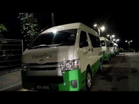 Tour Van Service Rental in Kuala Lumpur