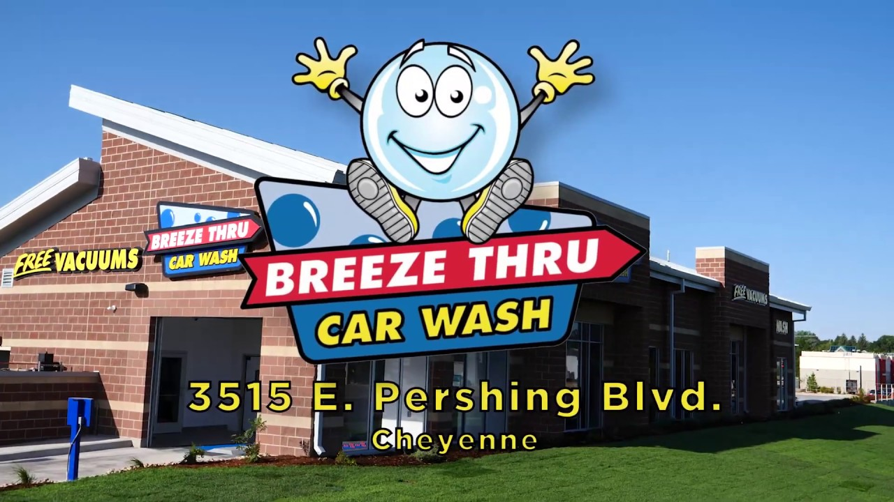 breeze through car wash