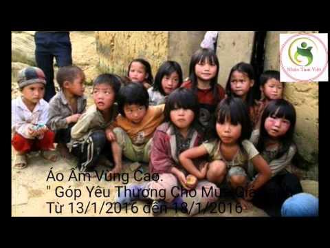 Nhân Tâm Việt - Áo Ấm Vùng Cao ( Lào Cai & Yên Bái
