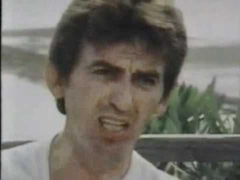 George Harrison - About Julian Lennon & Drugs.