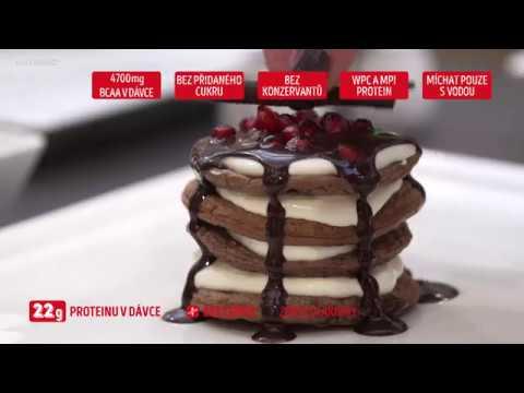 NUTREND PROTEIN PANCAKE - lívance čokoláda+kakao