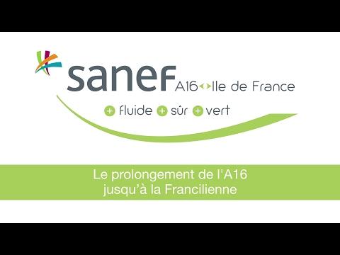 Prolongement de l'A16 en Ile-de-France
