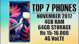 Best Phones Of NOVEMBER under 15000 Rs/250USD|4GB RAM 64GB |Best gaming phones|Sponsored By CallMe4