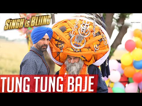 Tung Tung Baje Out - Singh Is Bliing |...