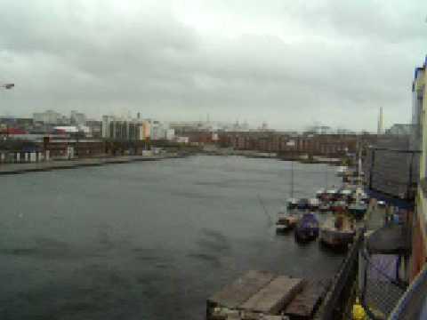 Dublin weather I (Wind)