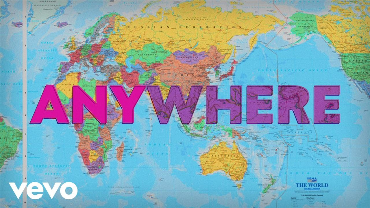 Dillon Francis - Anywhere (Official Lyric Video) ft. Will Heard - YouTube